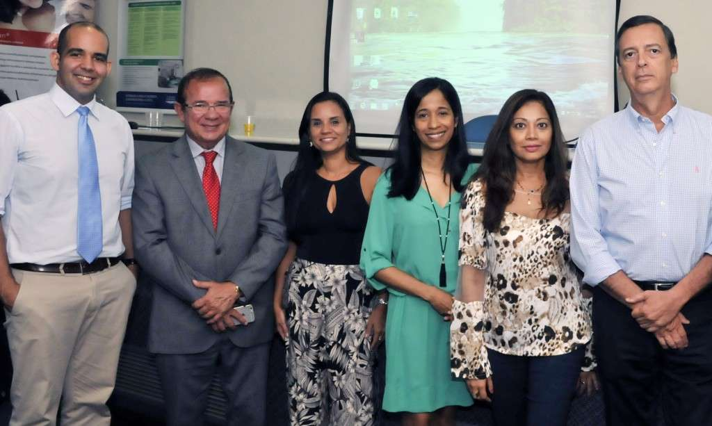 Palestrantes endometriose organizado por IVI Salvador