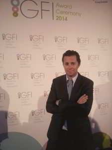 Marcos Messeguer recebe GFI
