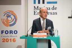Antonio Pellicer participa en el Foro Cañada Blanch