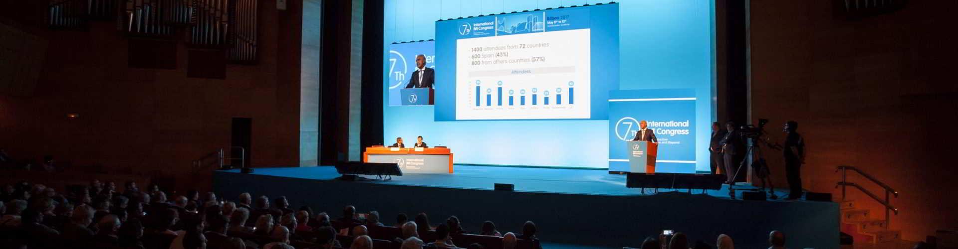 auditorio 7 IVI Congress