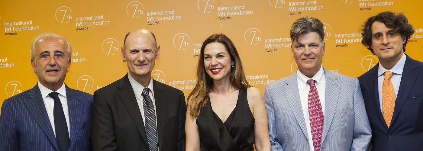 IVI Awards, homenageados