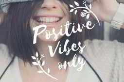 positivo diante dos problemas